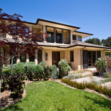 Contemporary Exterior by Simpson Design Group Architects