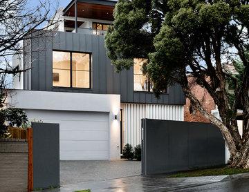 Winifred Crescent House - Toorak, Melbourne
