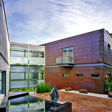 Contemporary Exterior by Winn Wittman Architecture