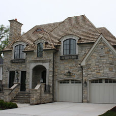 Traditional Exterior by Craig Ross