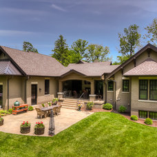 Traditional Exterior by Wolford Building & Remodeling