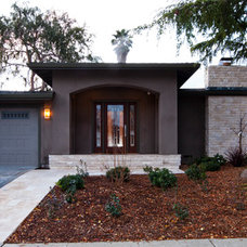 Transitional Exterior by Mission City Construction, Inc.