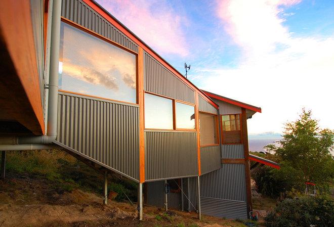 Modern Exterior by Samara Greenwood Architecture