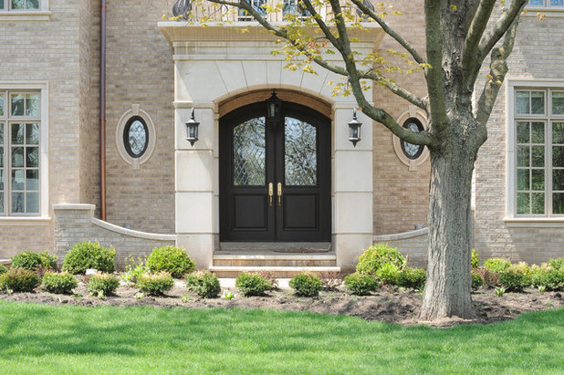 The Perfect Front Door For Your Entry