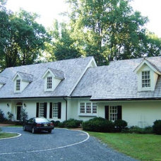 Traditional Exterior by Maggio Roofing Company