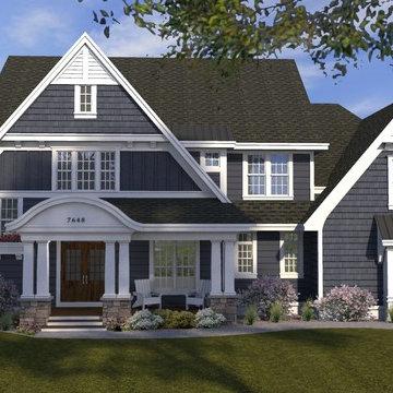 Woodbury Hampton's Style