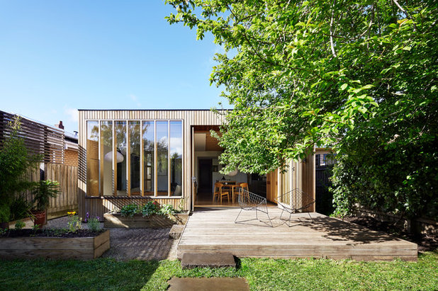 Modern Hauser By Moloney Architects