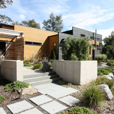 Contemporary Exterior by Williams Kinsman Lewis Architecture