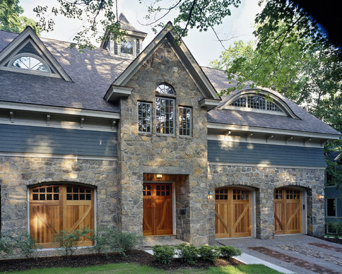 Faux Wood Garage Doors Houzz