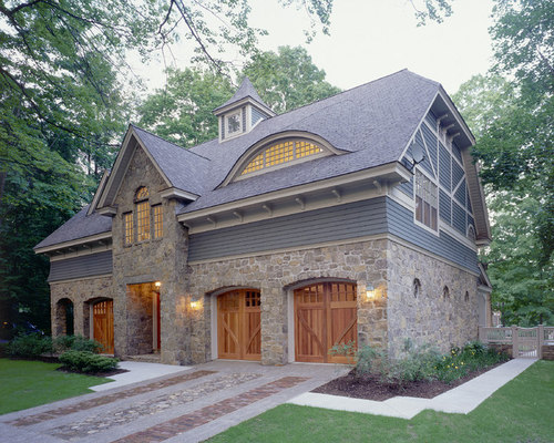 Wood Exterior Home Design Ideas Remodels amp Photos With A