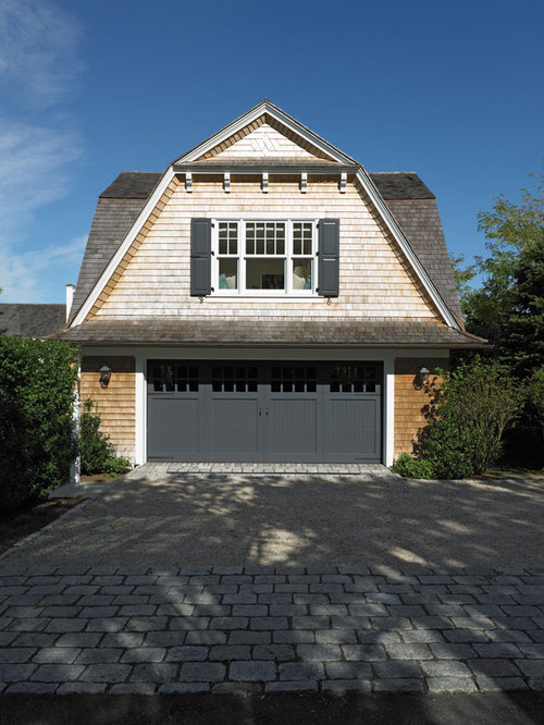 Gambrel Garage Ideas Pictures Remodel And Decor