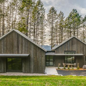 Woods Bay Build