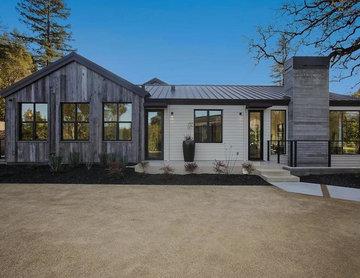 Woodside Modern Napa Style