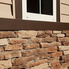 Craftsman Exterior by Jagoe Homes Inc