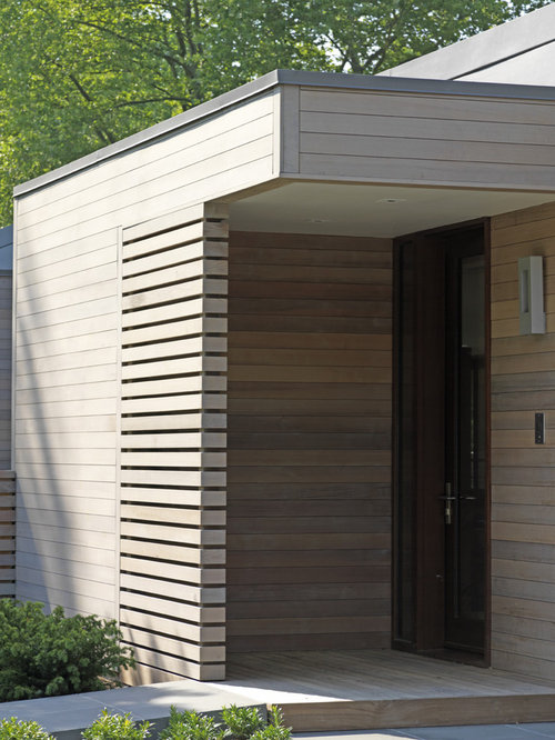 wood slat cladding ideas pictures remodel and decor