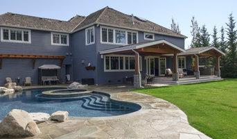 Woodway exterior renovation