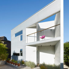 Contemporary Exterior by URBAN OPERATIONS