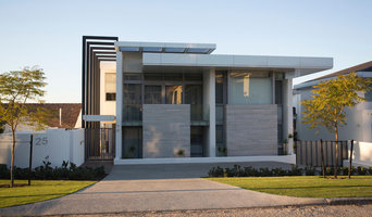 World of Plaster 'W' Range Speciality Finishes - Riverside Waterfront Project