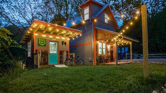 Worlds Awesomest Tiny House!!