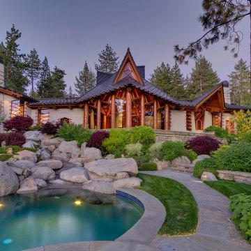 WOVOKA - A Lake Tahoe Estate Like no Other