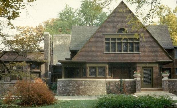 ヴィクトリアン 家の外観 by Frank Lloyd Wright Trust