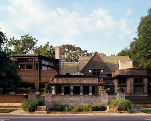 frank lloyd wright interior | houzz