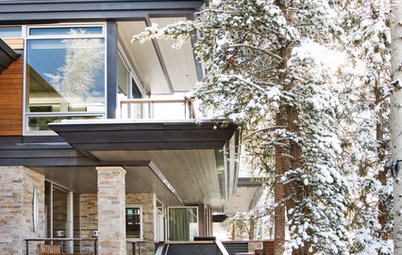Houzz Tour: High-End Modernism in a Jet-Set Town
