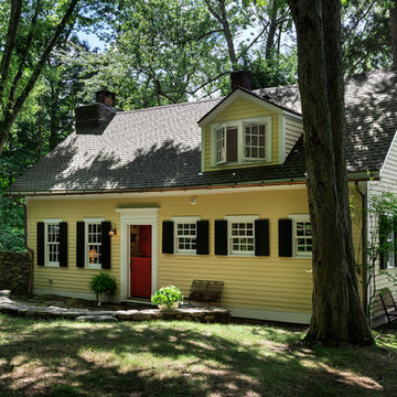 Writers' cottage