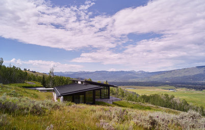 Houzz Tour: Modern Home on the Range