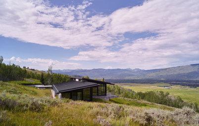 Houzz Tour: Modern Home on the Range