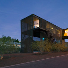 Contemporary Exterior by 180 degrees
