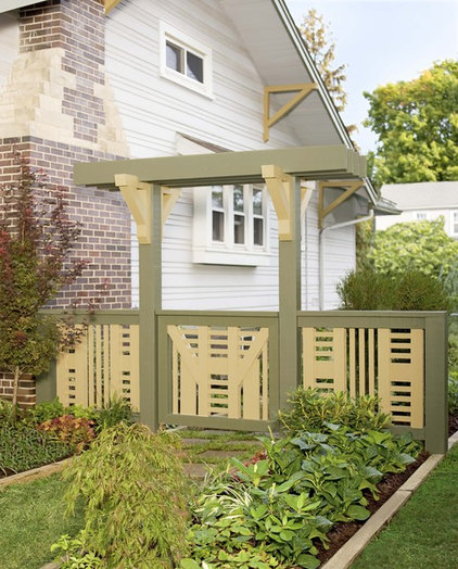 Contemporary Exterior by Lowe's Home Improvement