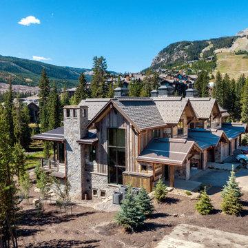 Yellowstone Club Condo in Big Sky Montana