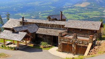 Yellowstone Club Residence, Big Sky, MT