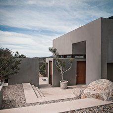 Modern Exterior by Campos Leckie Studio