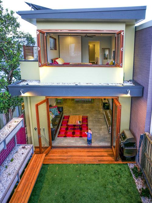 Addition home second story houzz for Aggiunta di garage ranch rialzato