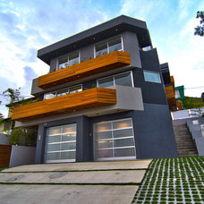 Modern Exterior by The Studio Group, LLC