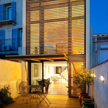 4X10 Maison de ville à Marseille