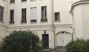 """Assèchement et traitement de l'humidité de caves """"Le marais"""" PARIS"""