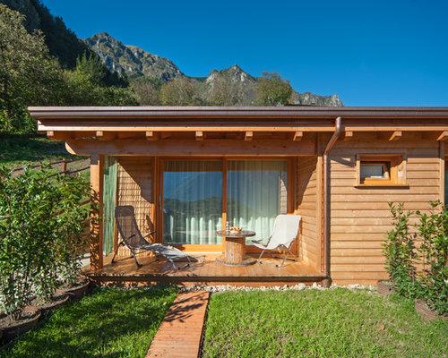 Foto e idee per arredare una casa in montagna for Piccola casa moderna progetta un piano