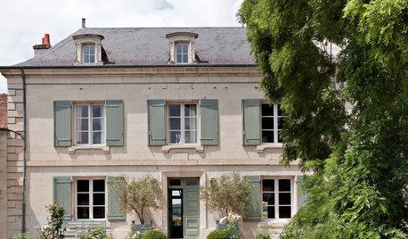 Architecture régionale : L'ardoise des Pays de la Loire
