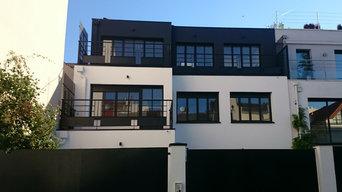 Construction d'une maison à Boulogne Billancourt