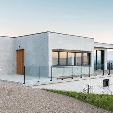Construction d'une maison individuelle | Chalex | 01