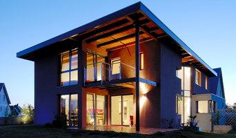Construction d'une maison neuve avec double garage