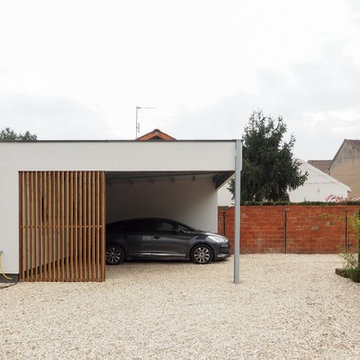Construction de 2 maisons individuelles accolées à Epinay sur Seine