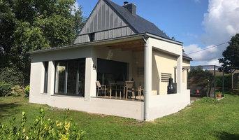 extension de maison saint solen 22100 vue1