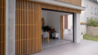 Extension maison Sannois