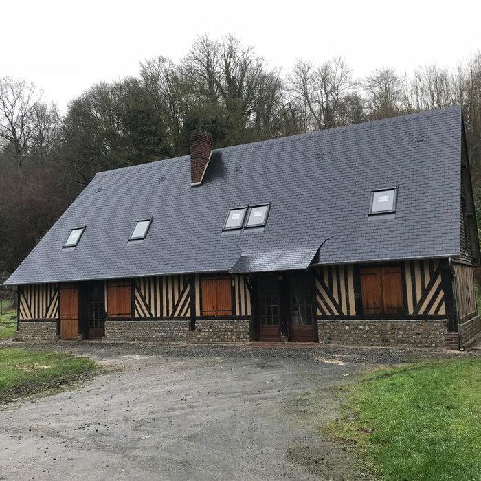 Rénovation ecologique d'une habitation et aménagement de combles