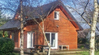 Gîte maison bois en Basse Normandie
