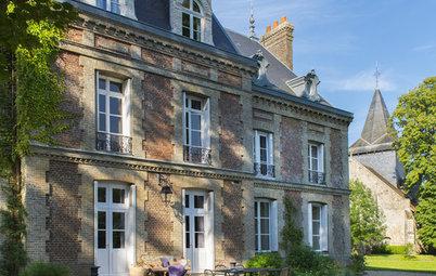 Visite Privée : L'esprit de château, quelque part en Normandie
